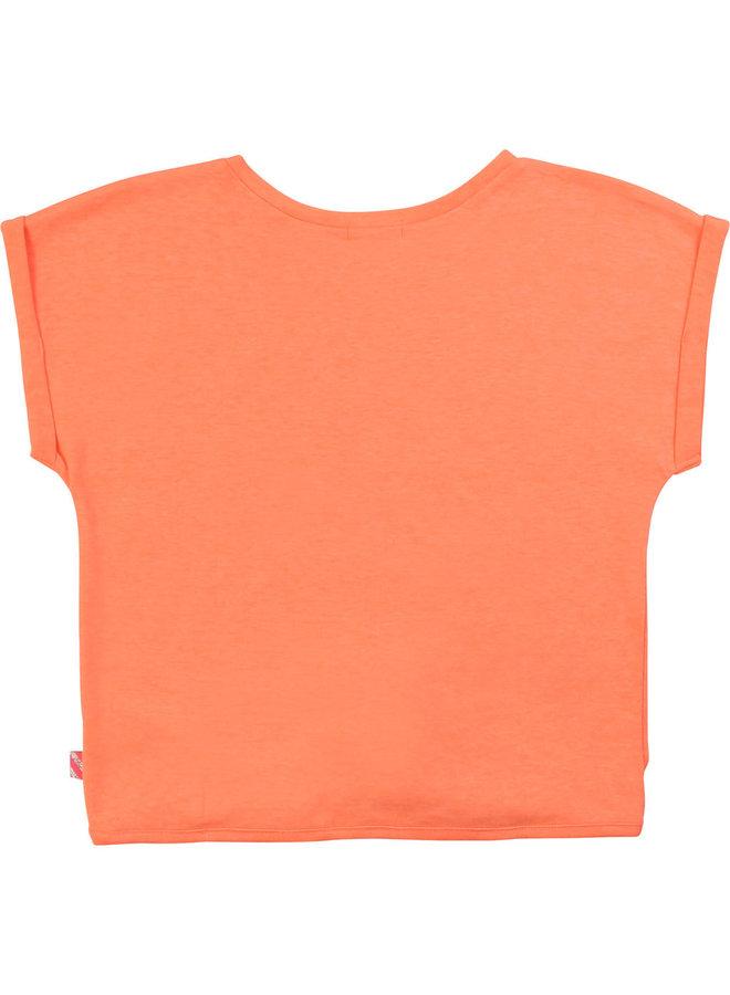 Billieblush T-Shirt Muscheln peach