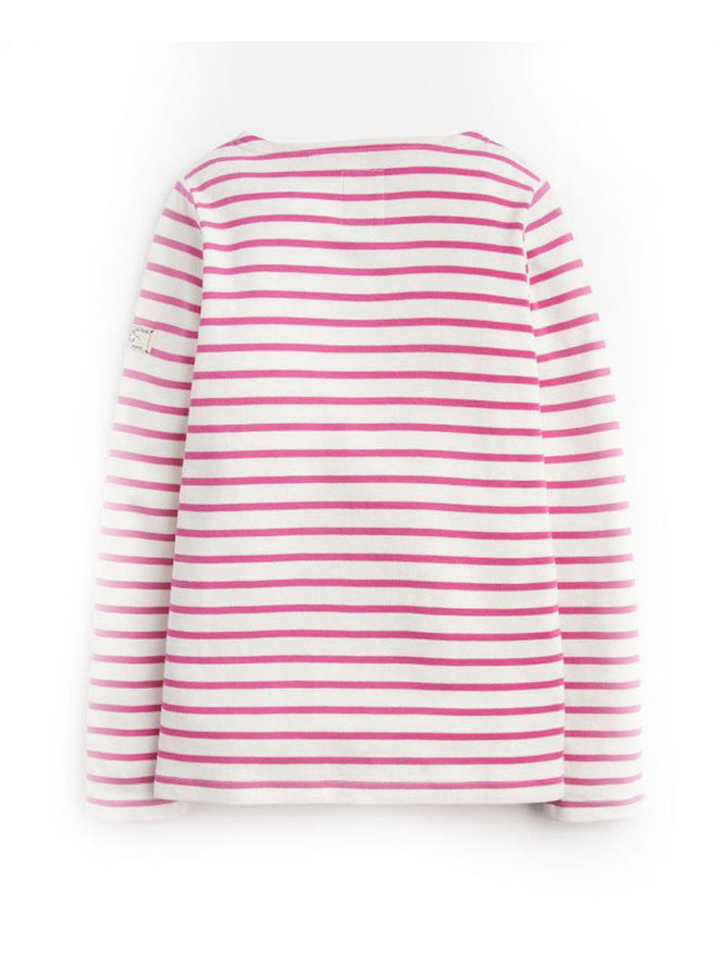 TOM JOULE T-Shirt Tannenbaum Pailletten