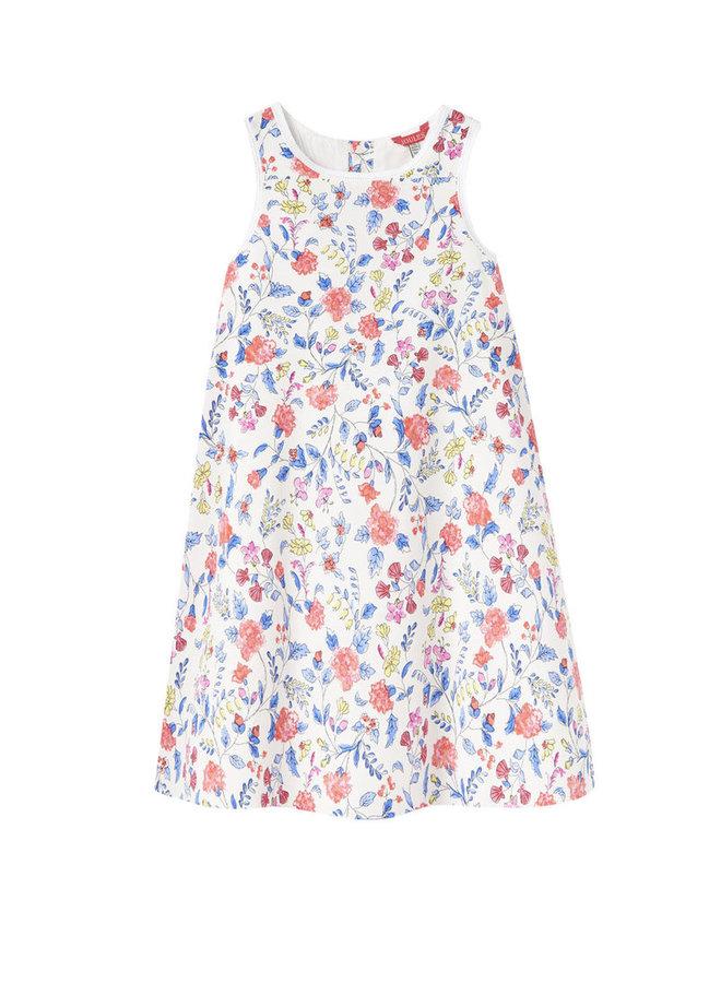 TOM JOULE Kleid Blumen print bunty