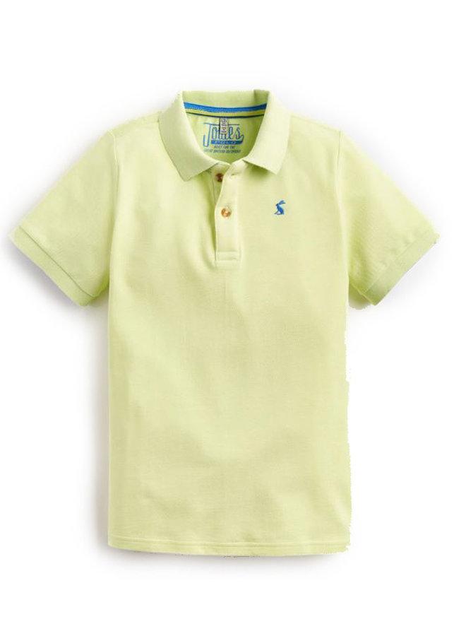 TOM JOULE Poloshirt lime