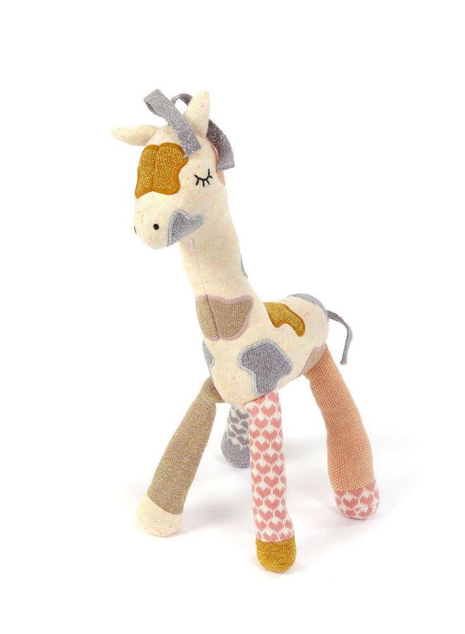 Smallstuff Activity Giraffe powder Kuscheltier