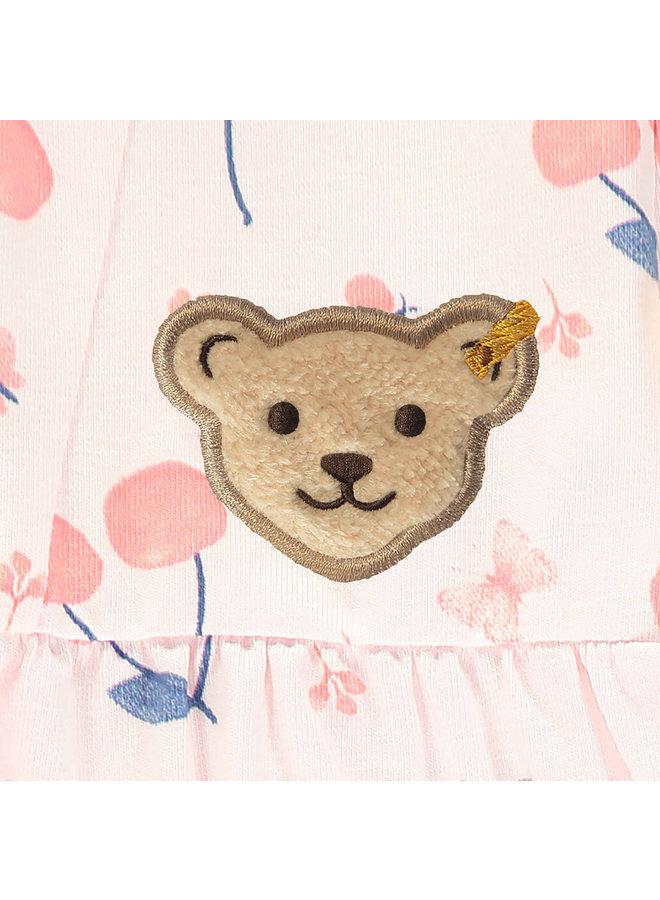 Steiff Baby kleid Kirschen Teddy