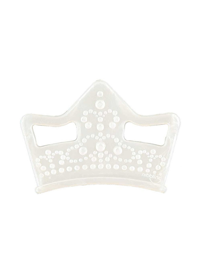 NIBBLING Beißring Krone