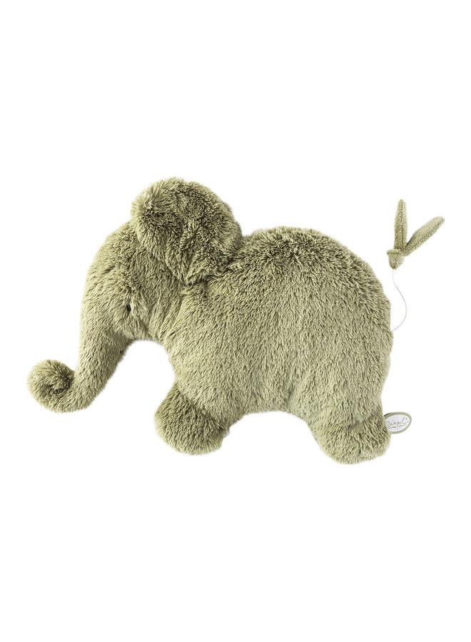 Dimpel Elefant OSCAR flauschige Spieluhr 42cm