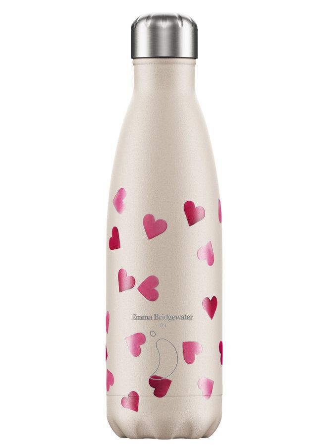 Chilly's Trinkflasche Herzen 500ml