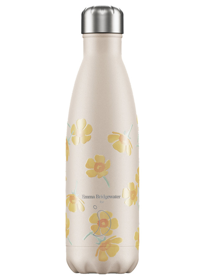 Chilly's Trinkflasche 500ml Buttercups Butterblumen