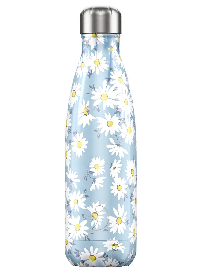 Chilly's Trinkflasche 500ml Floral Edition -Daisy