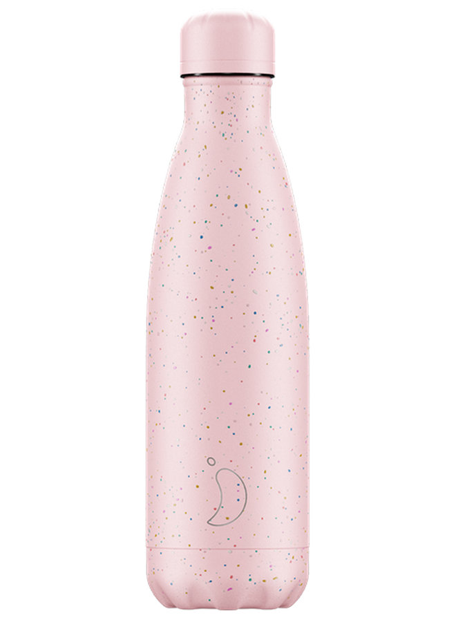 Chilly's Trinkflasche Spreckle Edition -Pink  500ml