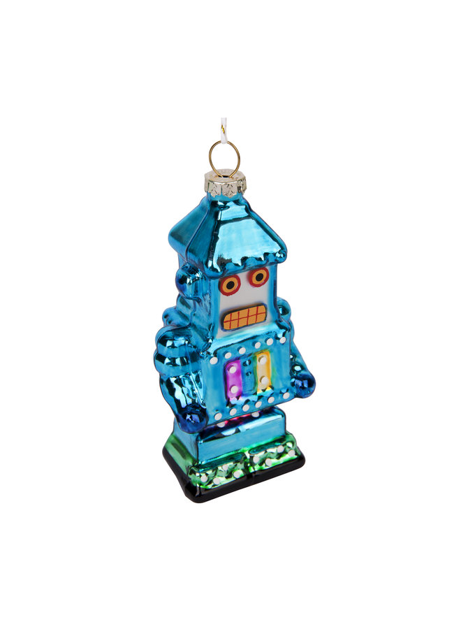 SUNNYLIFE Festive Ornament Roboter