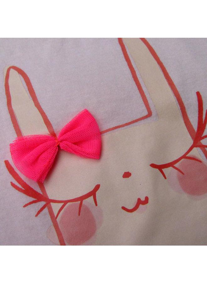 Billieblush T-Shirt Hase rosa
