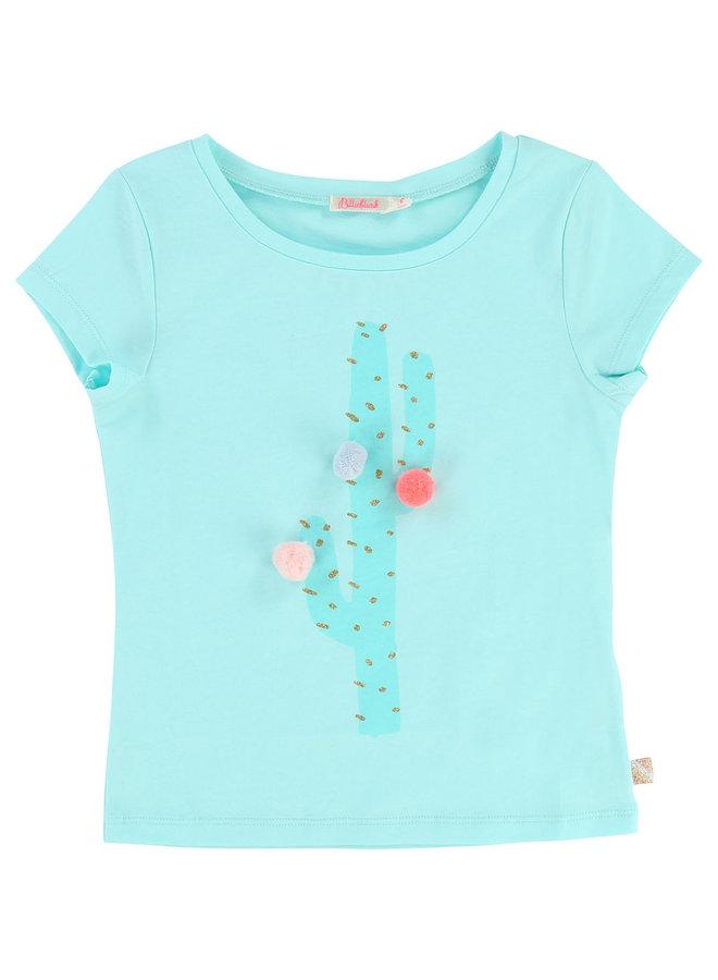 Billieblush T-Shirt Kaktus