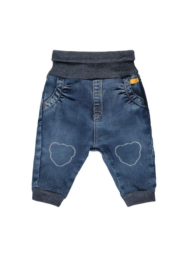 Steiff Baby Jeanshose superweich