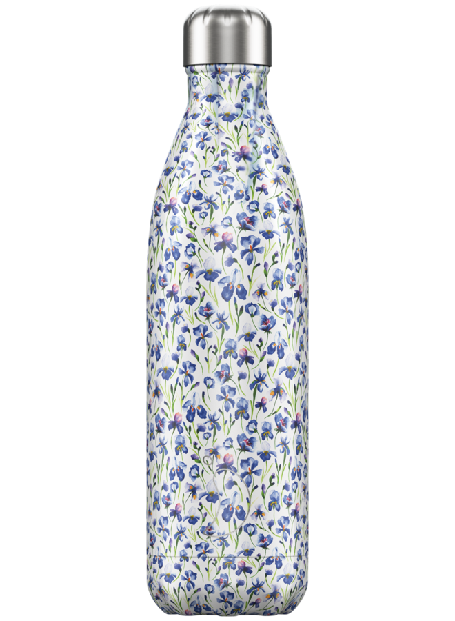 Chilly's Trinkflasche 500ml Floral Edition -Iris