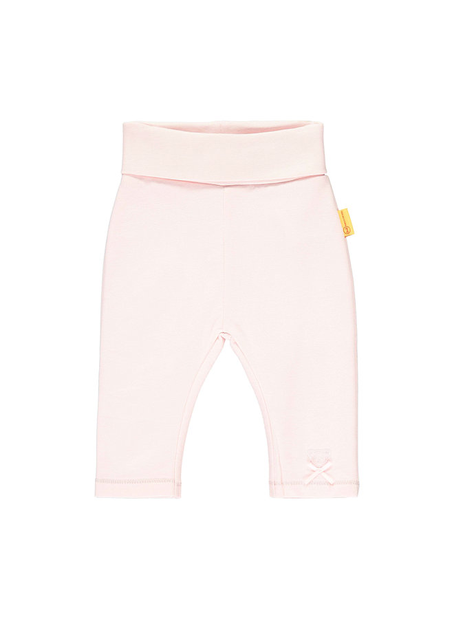 Steiff Baby Leggings rosa