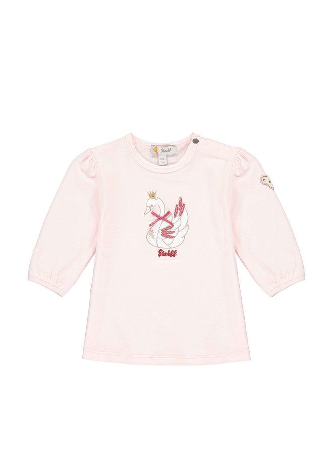 Steiff Baby Tunika Romantik rosa