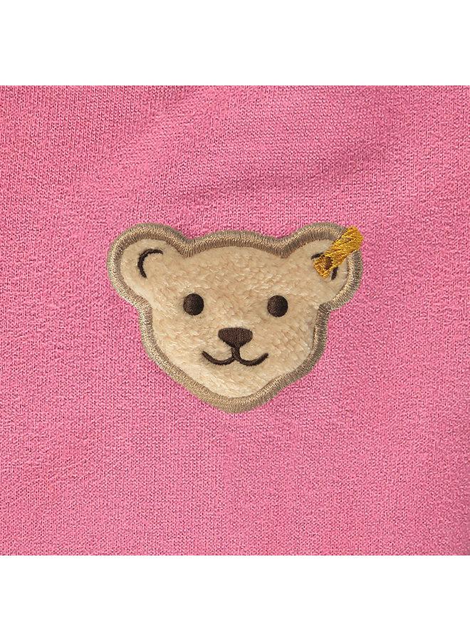 Steiff Baby Sweatshirt  Romantik Malaga beere Schwan