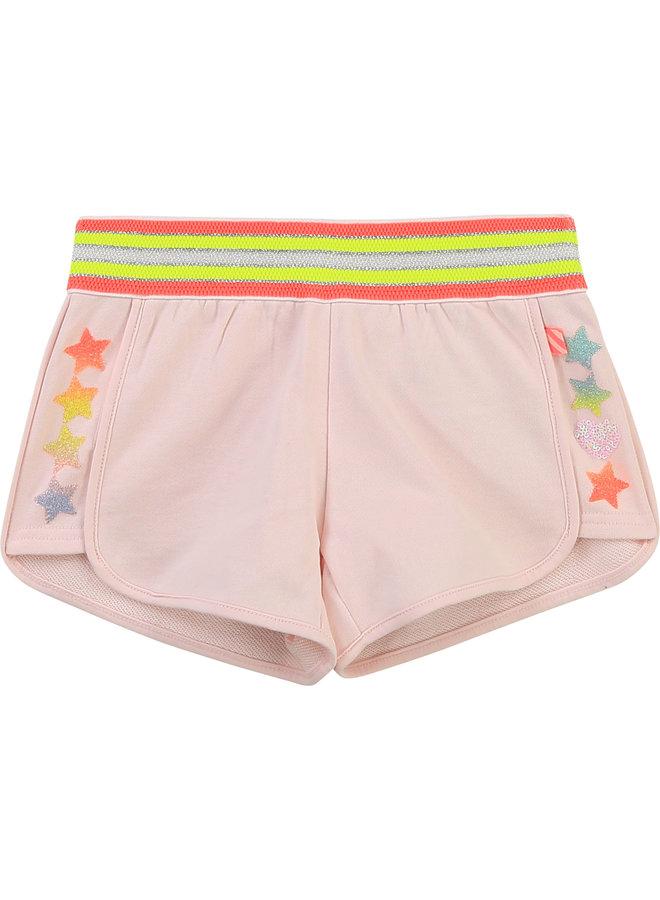 Billieblush rosa Shorts Sterne