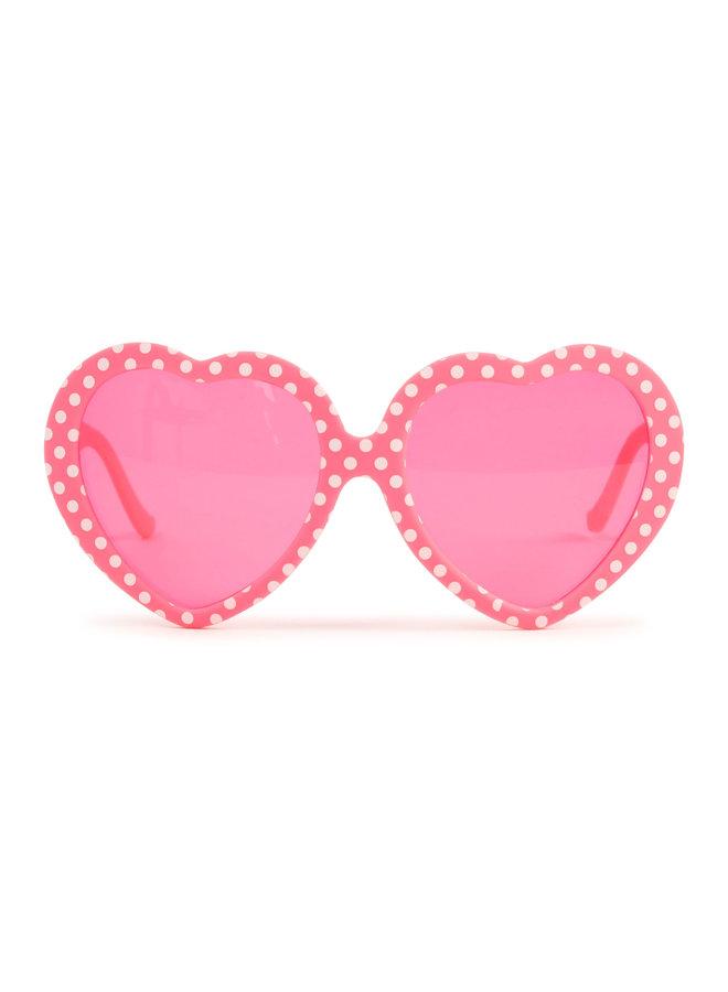 BILLIEBLUSH Sonnenbrille Herz
