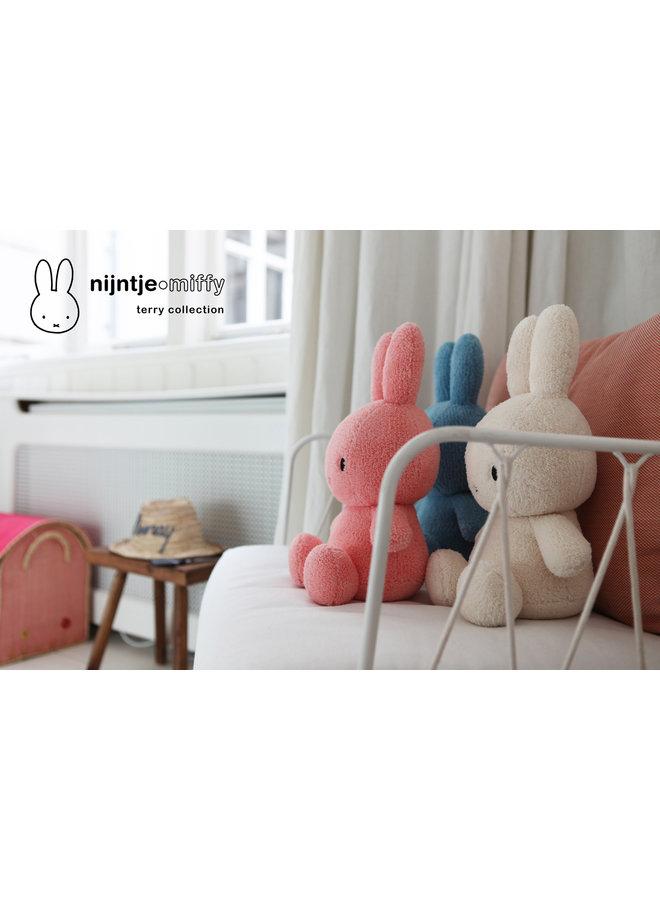 Miffy terry sitzend Farbe Cream 33 cm