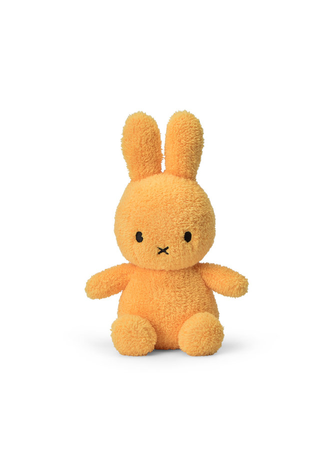 Miffy terry sitzend Farbe Yellow / Gelb 23 cm