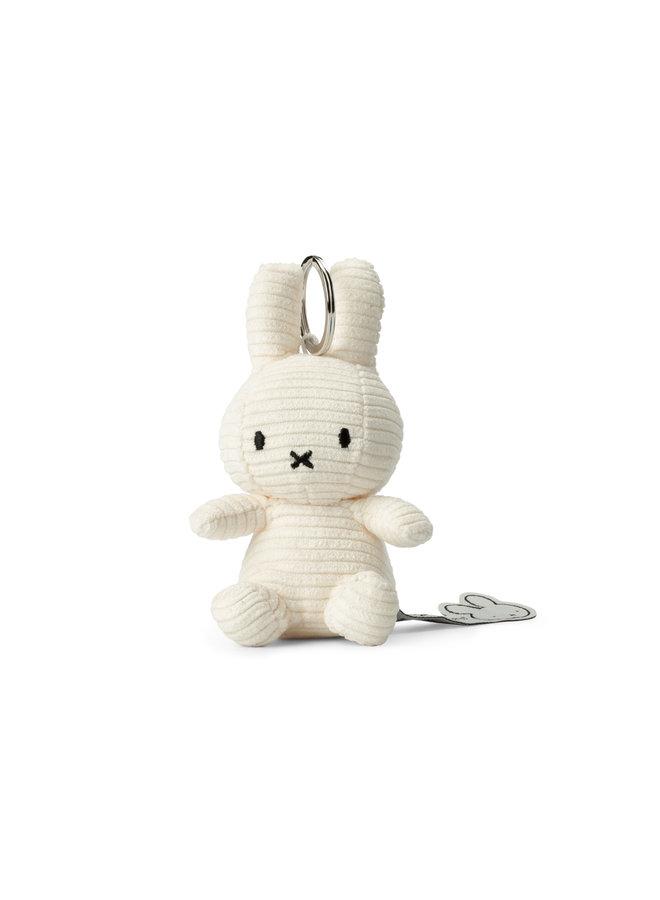 Miffy aus Cord Schlüsselanhänger offwhite creme10cm