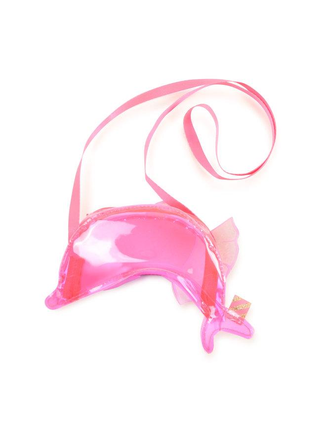 Billieblush Tasche Delphin pink transparent