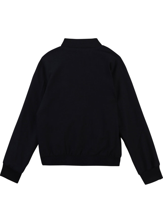 HUGO BOSS Kids Anzugsjacke Jacket mit Reißverschluss