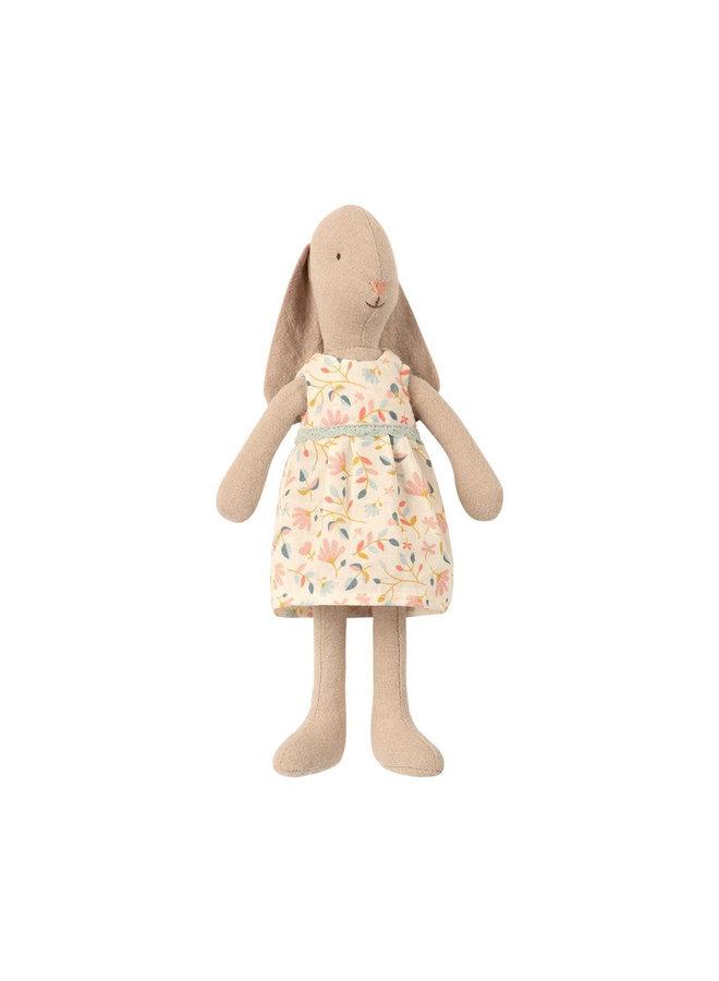 Maileg Hase mit Blumenkleid 22cm bunny & rabbit  collection