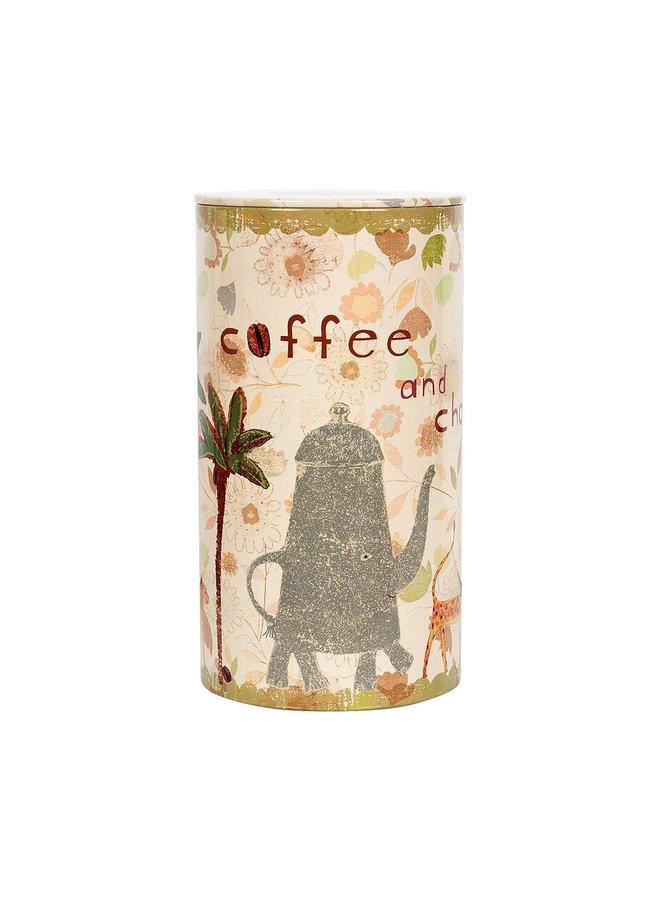 MAILEG süsse Kaffee-und Schokoladendose
