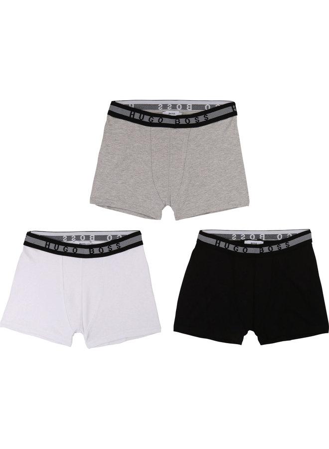 HUGO BOSS Boxer Shorts Dreierpack