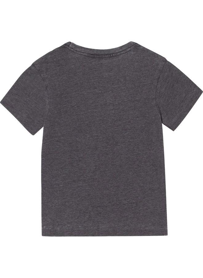 Zadig & Voltaire T-Shirt Abbot Kinney schieferblau