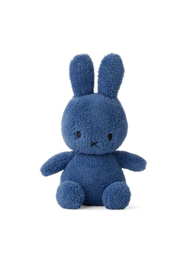Miffy terry sitzend Farbe Aviator Blue / blau 23 cm