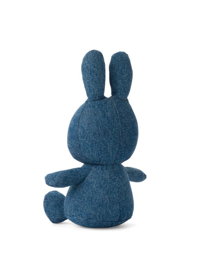 Miffy terry sitzend Mid Wash Denim blau Jeans 23 cm