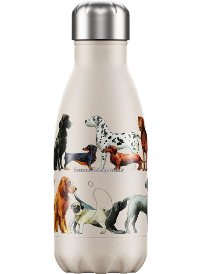 Chilly's Trinkflasche 260ml  Dogs - Hunde