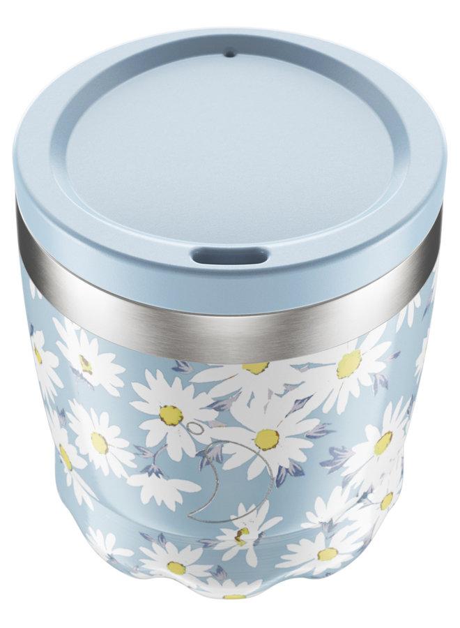 Chilly's Kaffeebecher wiederverwendbar 260ml Floral Edition -Daisy Flower