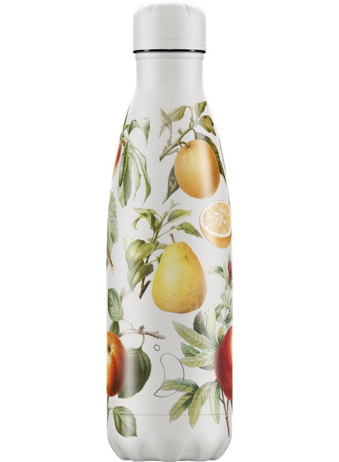 Chilly's Trinkflasche 500ml Botanical Edition Früchte Fruit
