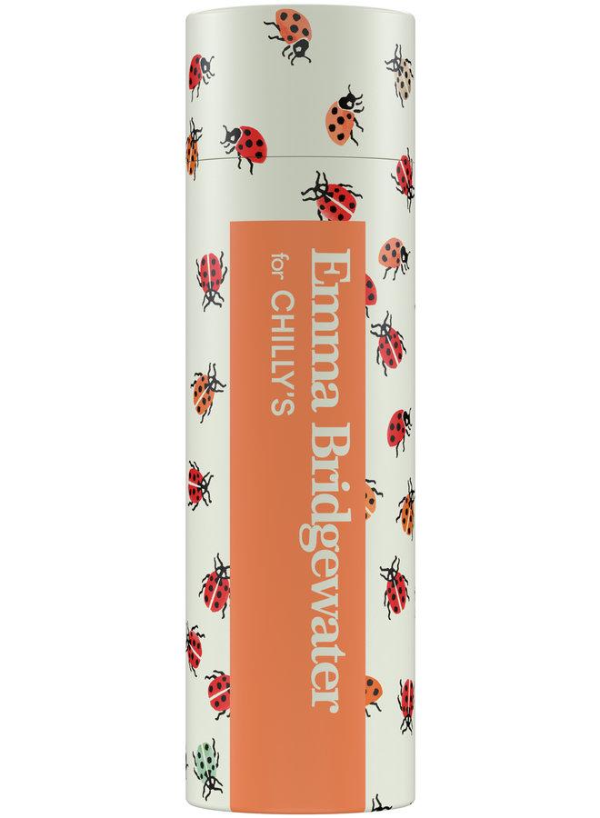 Chilly's Trinkflasche 500ml Emma Bridgewater Ladybugs Marienkäfer