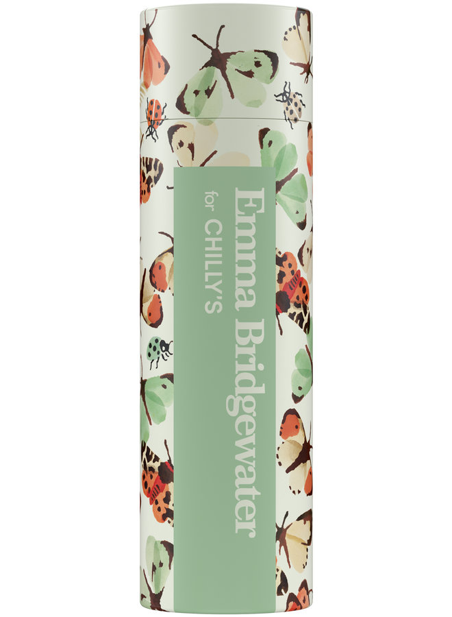 Chilly's Trinkflasche 500ml Emma Bridgewater Butterflies Schmetterlinge