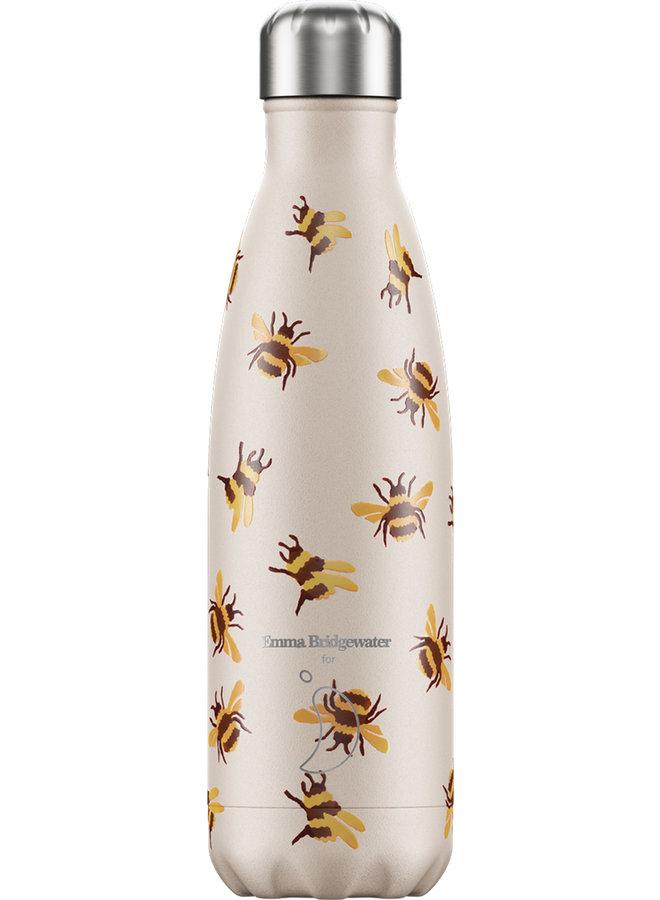 Chilly's Trinkflasche 500ml Emma Bridgewater Bees Bienen