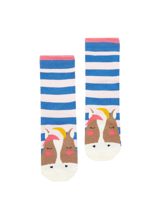 TOM JOULE Socken Neat Feet Pferd
