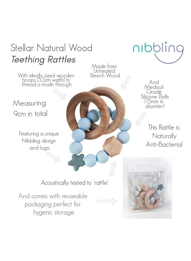 NIBBLING Greifling Natur / Hafer natural range