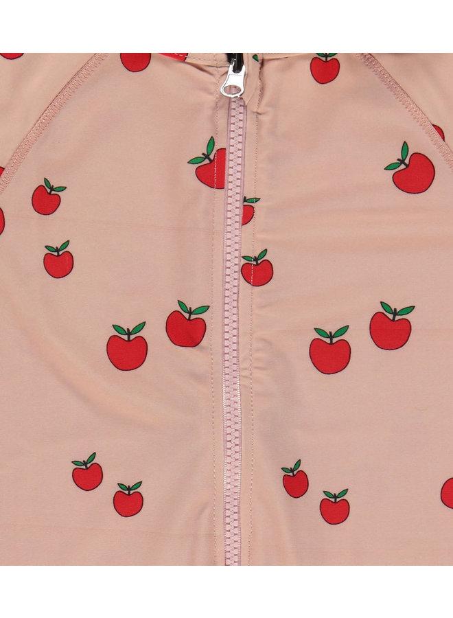 SMAFOLK Schwimmanzug Mini Apfel UV Badeanzug