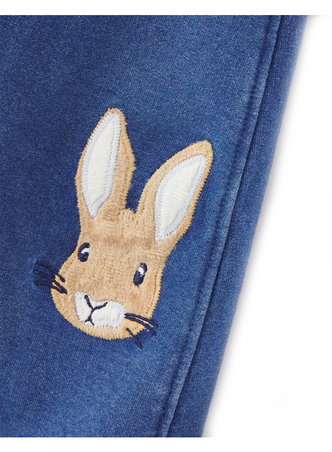 Tom Joule Peter Rabbit Wilbur Latzhose und Body Set