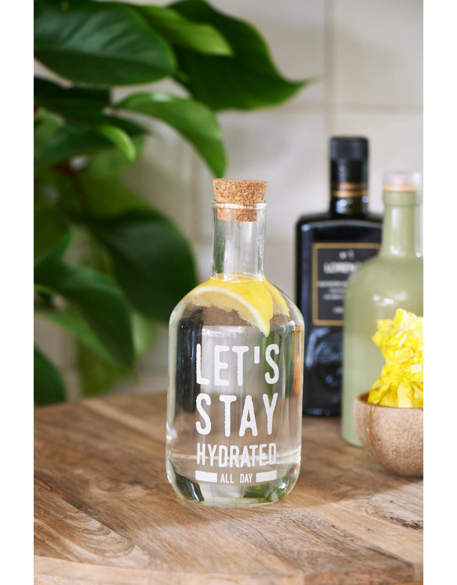 Rivièra Maison Let's Stay Hydrated Bottle
