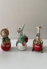 EDG FUN: Het vrolijke Kerst trio (3 stuks)
