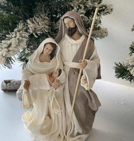 EDG Kerststal klein H 17cm