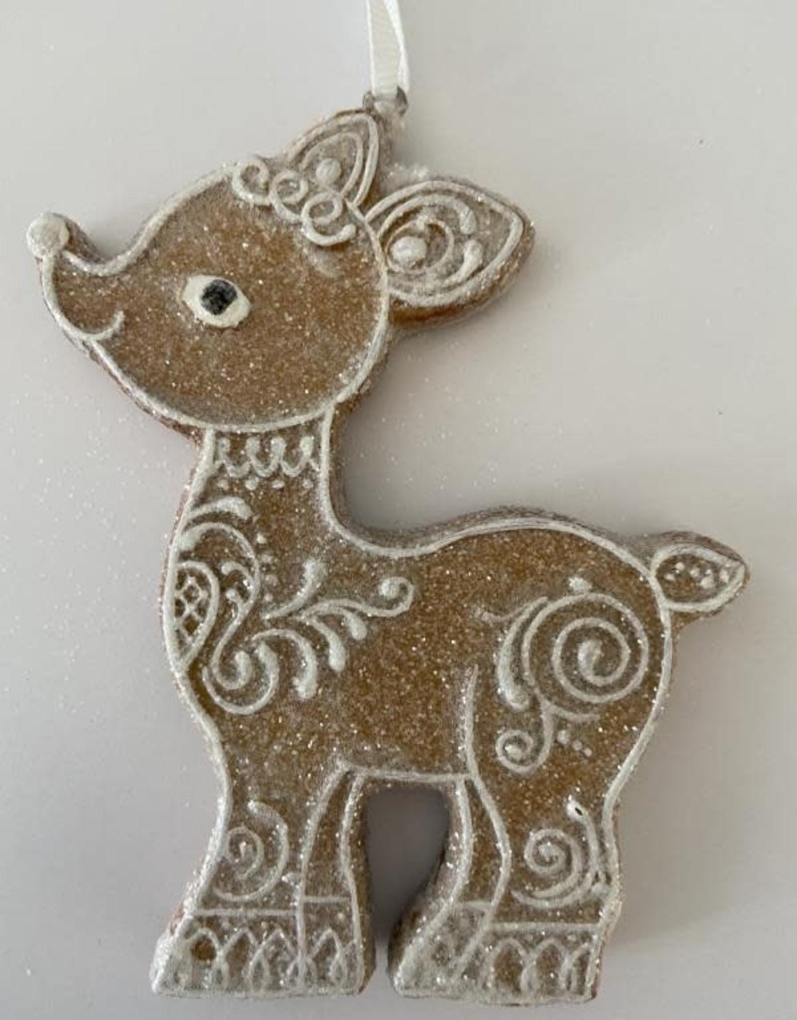 EDG Kerstkoekje Bambi 11 cm