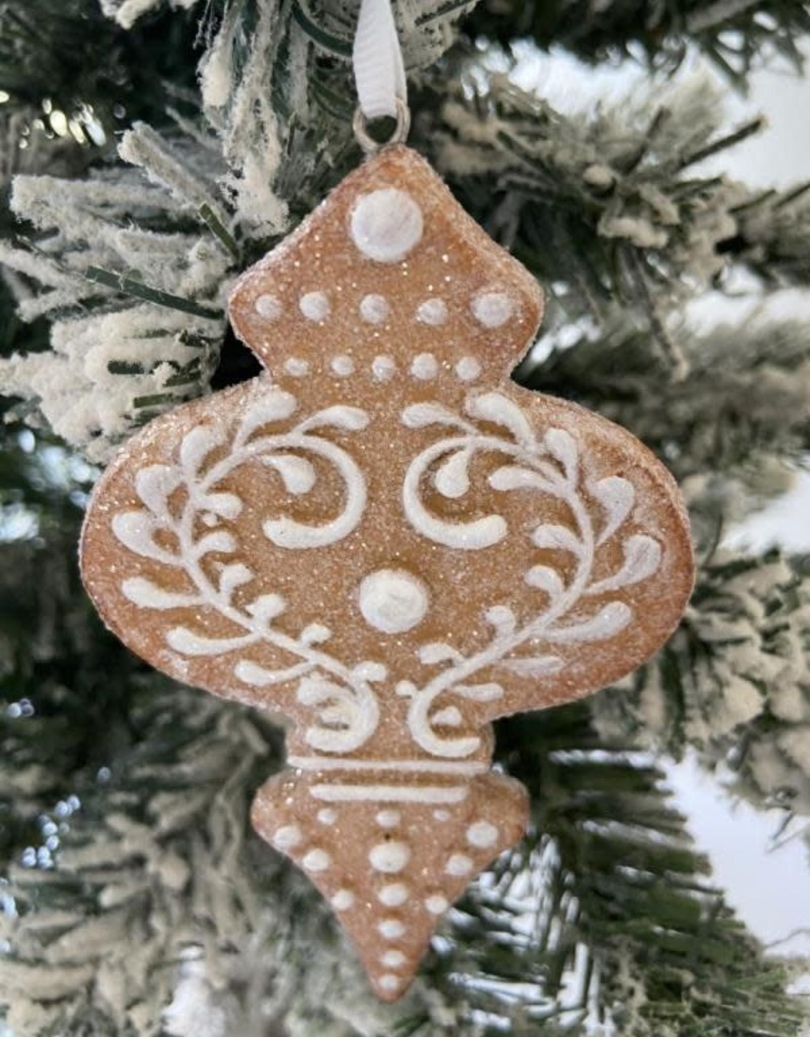 EDG Kerstkoekje kegel 11 cm