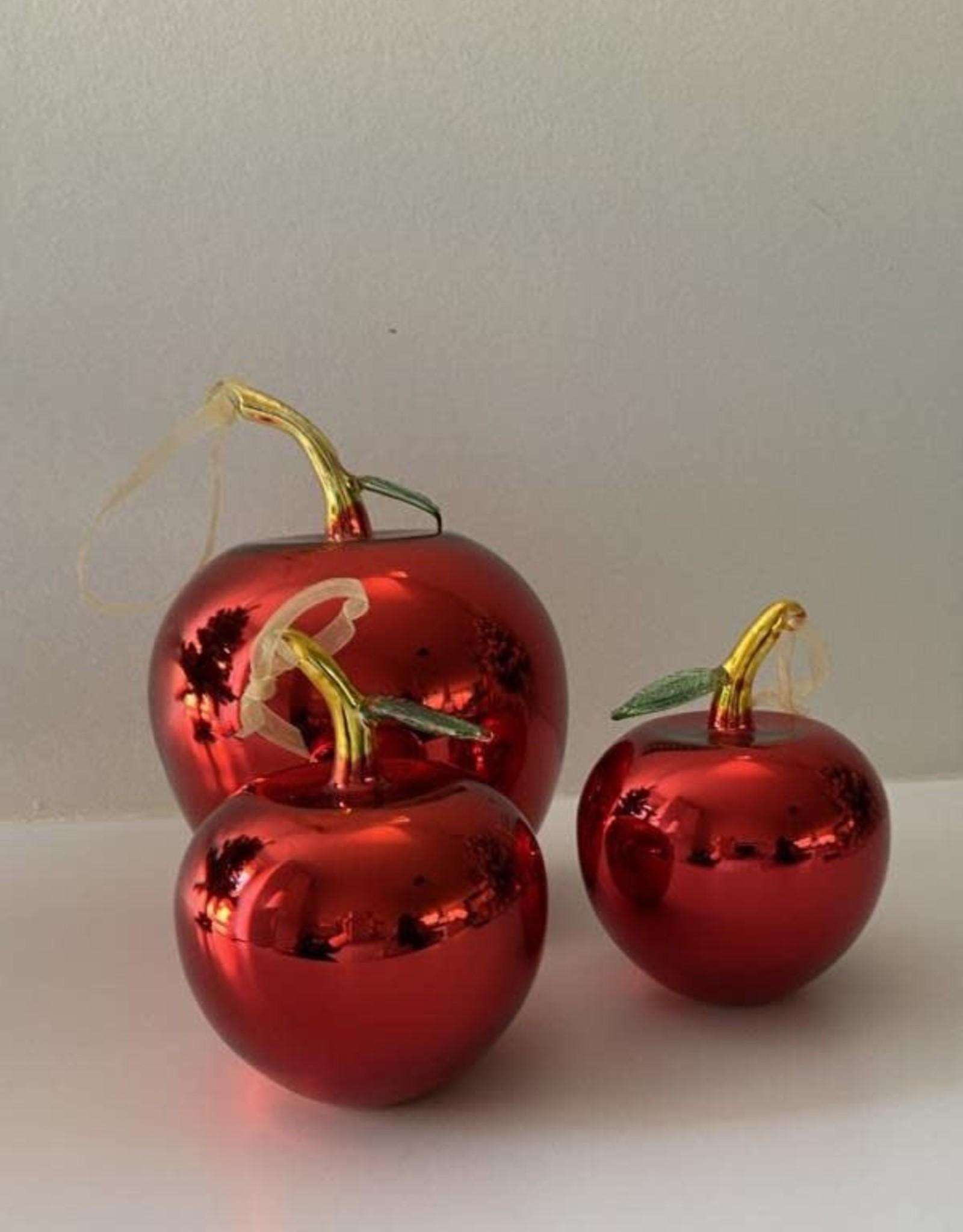 EDG Rode kerstappel midden D14