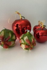 EDG Rode kerstappel groot D20
